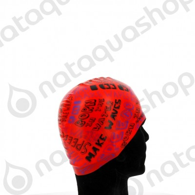 JUNIOR SLOGAN CAP 2013 Rouge