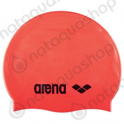 CLASSIC LOGO SILICONE fluo red/black