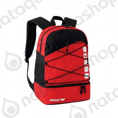 SAC A DOS MULTIFONCTIONS CLUB 5 LINE Rouge