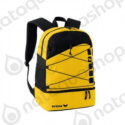 SAC A DOS MULTIFONCTIONS CLUB 5 LINE Jaune