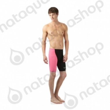 40e952b5f9 LZR RACER ELITE 2 - HIGH WAISTED JAMMER Black/pink SPEEDO - SALES