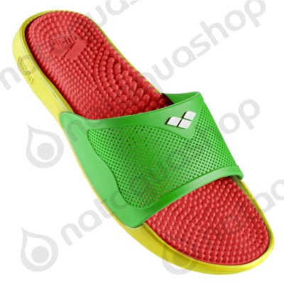 MARCO X GRIP UNISEX Solid Red Green Yellow