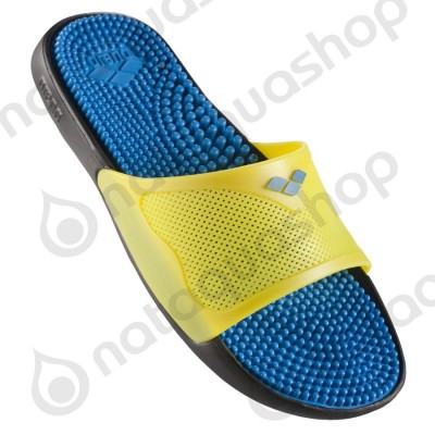 MARCO X GRIP UNISEX solid black/yellow/turquoise