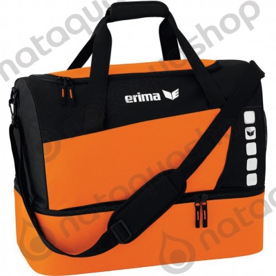 SAC DE SPORT AVEC COMPARTIMENT Orange