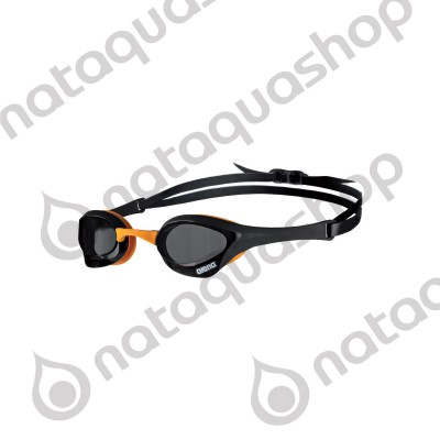 COBRA ULTRA dark smoke/black/orange