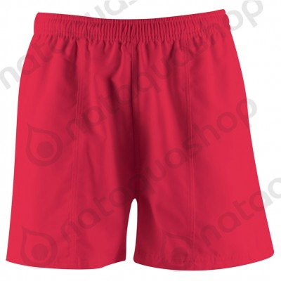 SHORT PERFORMANCE TL080 - HOMME Rouge