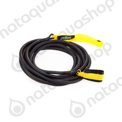 LONG SAFETY CORD Jaune