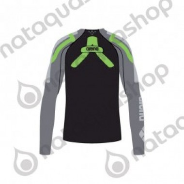 M CARBON COMPRESSION LONG SLEEVE - photo 1