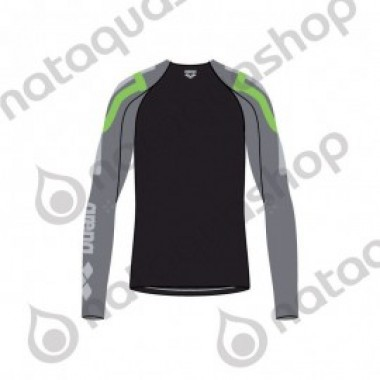 M CARBON COMPRESSION LONG SLEEVE - photo 0