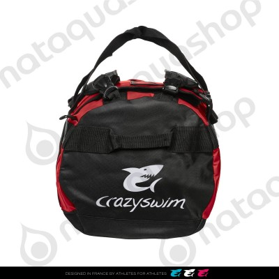 Deluxe Holdall Small Bag - 25L Red