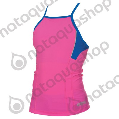 W PERFORMANCE REVO TANK TOP Rose violet