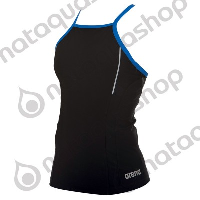 W PERFORMANCE REVO TANK TOP Noir