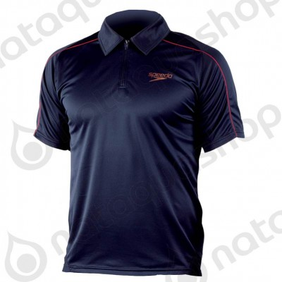 ROLLE UNISEX TECHNICAL POLO SHIRT navy blue