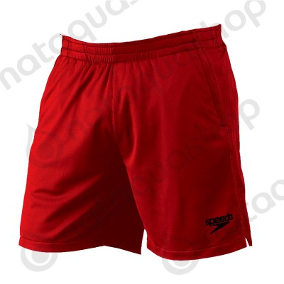 ISAK SHORT Rouge