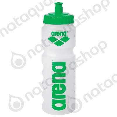 NEW ARENA WATER BOTTLE Clear/green
