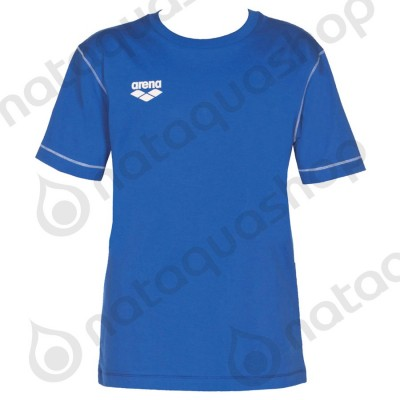 TL SS TEE- JUNIOR royal blue