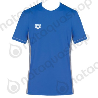 TL TECH SS TEE - UNISEX royal blue