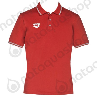 TL SS POLO - UNISEX Red