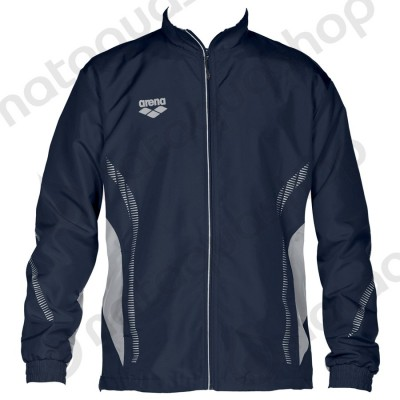 TL WARM UP JACKET - UNISEXE Bleu marine