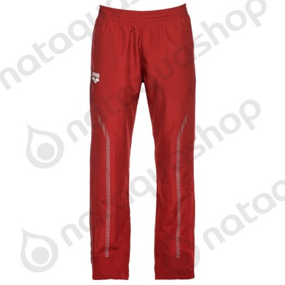 TL WARM UP PANT - UNISEXE Rouge