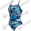 W TULUM ONE PIECE Blue/multi