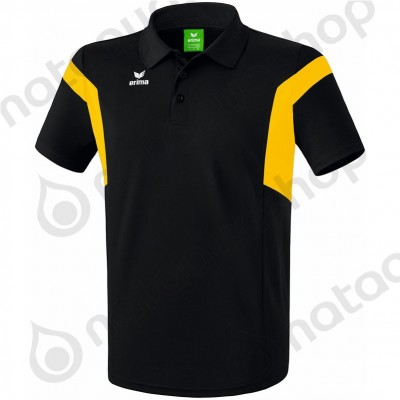 POLO CLASSIC TEAM Black/yellow