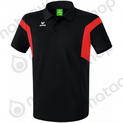 POLO CLASSIC TEAM Black-red