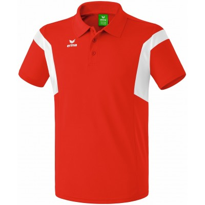 POLO CLASSIC TEAM JR red/white