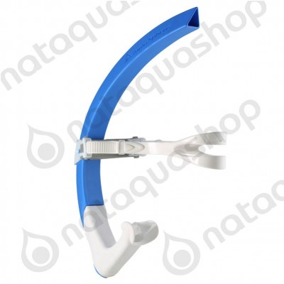 FOCUS SWIM SNORKEL REGULAR Bleu/blanc