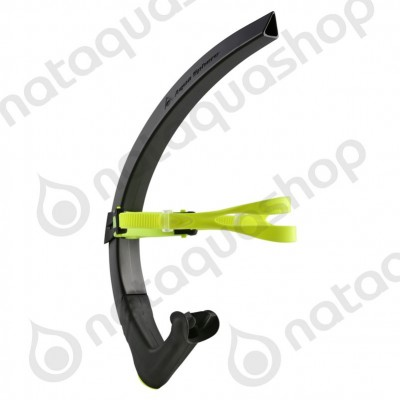 FOCUS SWIM SNORKEL REGULAR Noir