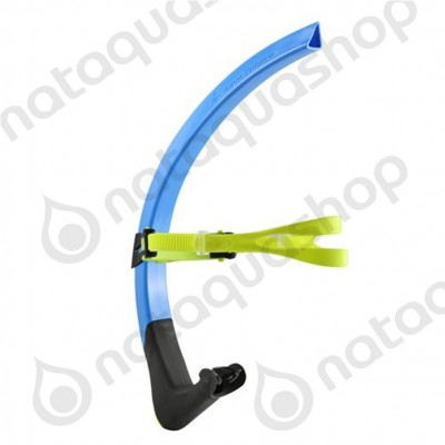 FOCUS SWIM SNORKEL SMALL FIT Bleu