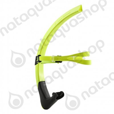 FOCUS SWIM SNORKEL SMALL FIT Jaune