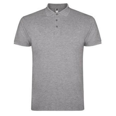 POLO STAR HOMME 6638 GRIS 58