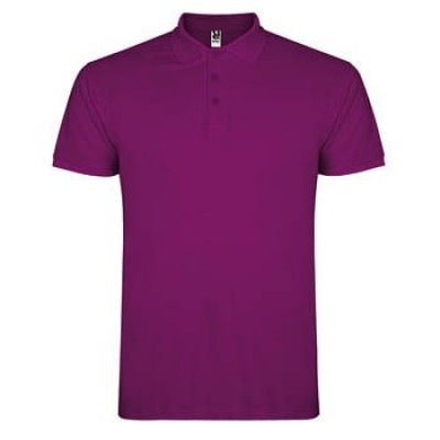 POLO STAR HOMME 6638 POURPRE 71