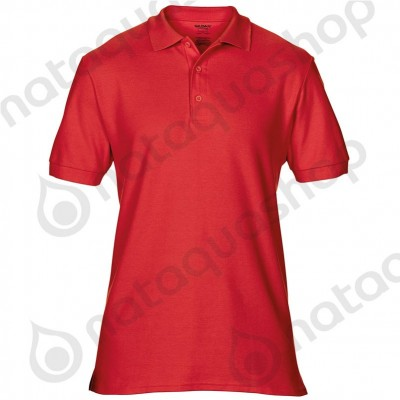 POLO GD042 - HOMME Rouge
