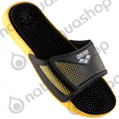 MARCO VELCRO HOOK yellow/black