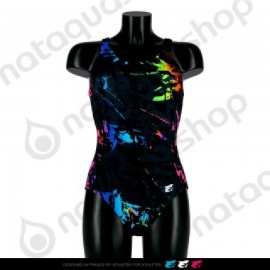 CRAZY WILD GRAFF LB - FEMME Black/ Fluo - photo 0