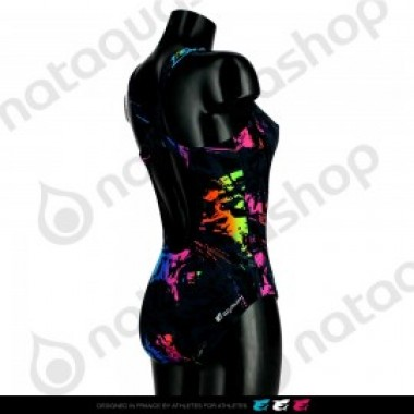 CRAZY WILD GRAFF LB - FEMME Black/ Fluo - photo 1