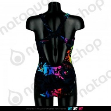 CRAZY WILD GRAFF LB - FEMME Black/ Fluo - photo 2