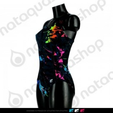 CRAZY WILD GRAFF LB - FEMME Black/ Fluo - photo 3