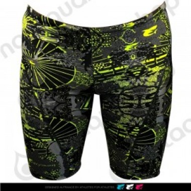 DEEP OCEAN TOTAL PRINTED JAMMER - HOMME Black - photo 0