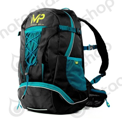 MP TEAM BACKPACK Noir/Turquoise