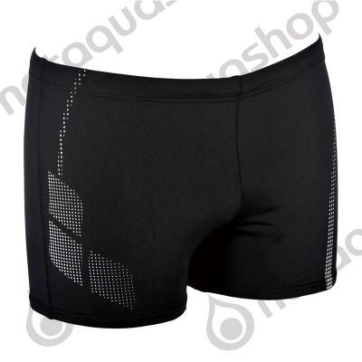 SHADOW SHORT HOMME Noir/blanc