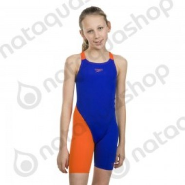 FASTSKIN ENDURANCE+ OPENBACK KNEESKIN Blue/Orange - photo 1