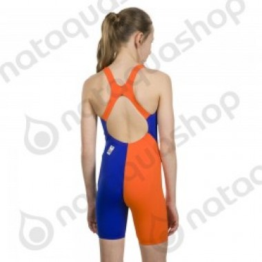 FASTSKIN ENDURANCE+ OPENBACK KNEESKIN Blue/Orange - photo 2