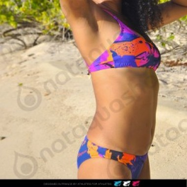 AMAZONE SPLASH - FEMME Rose/Orange - photo 2