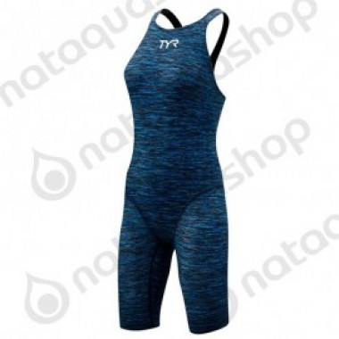 THRESHER BAJA WOMAN OPEN BACK Blue - photo 0