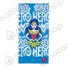 SUPER HERO TOWEL JR WONDER WOMAN