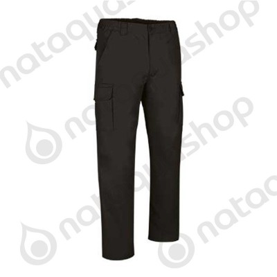PANTALON ROBLE MAN Black