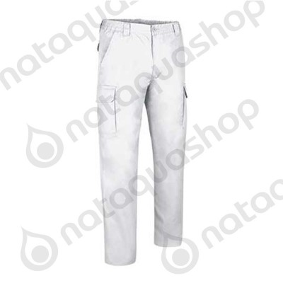 PANTALON ROBLE MAN White